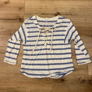 Splendid stripe shirt